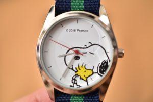 スヌーピー腕時計